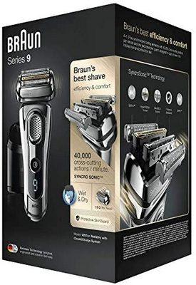 maquina afeitar Braun-9